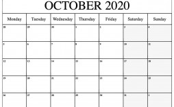 003 Staggering Blank Calendar Template Pdf High Def  Free Yearly