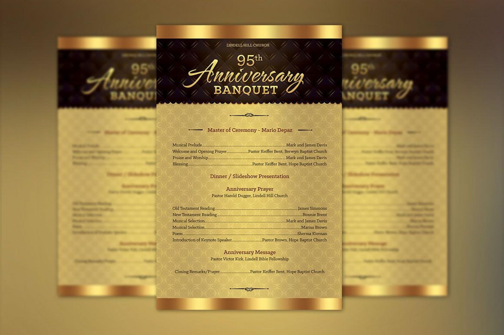 003 Staggering Church Bulletin Template Word Concept  Program Free Wedding1920