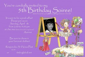 003 Staggering Free Online Birthday Invitation Card Maker With Photo High Resolution  1st