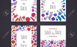 003 Staggering Free Save The Date Birthday Postcard Template High Def  Templates