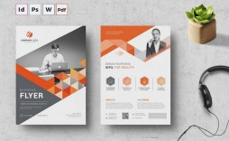 003 Staggering In Design Flyer Template Example  Indesign Free Adobe Download