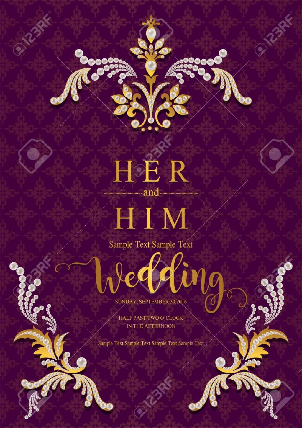 003 Staggering Indian Wedding Invitation Template Picture  Psd Free Download Marriage Online For FriendLarge