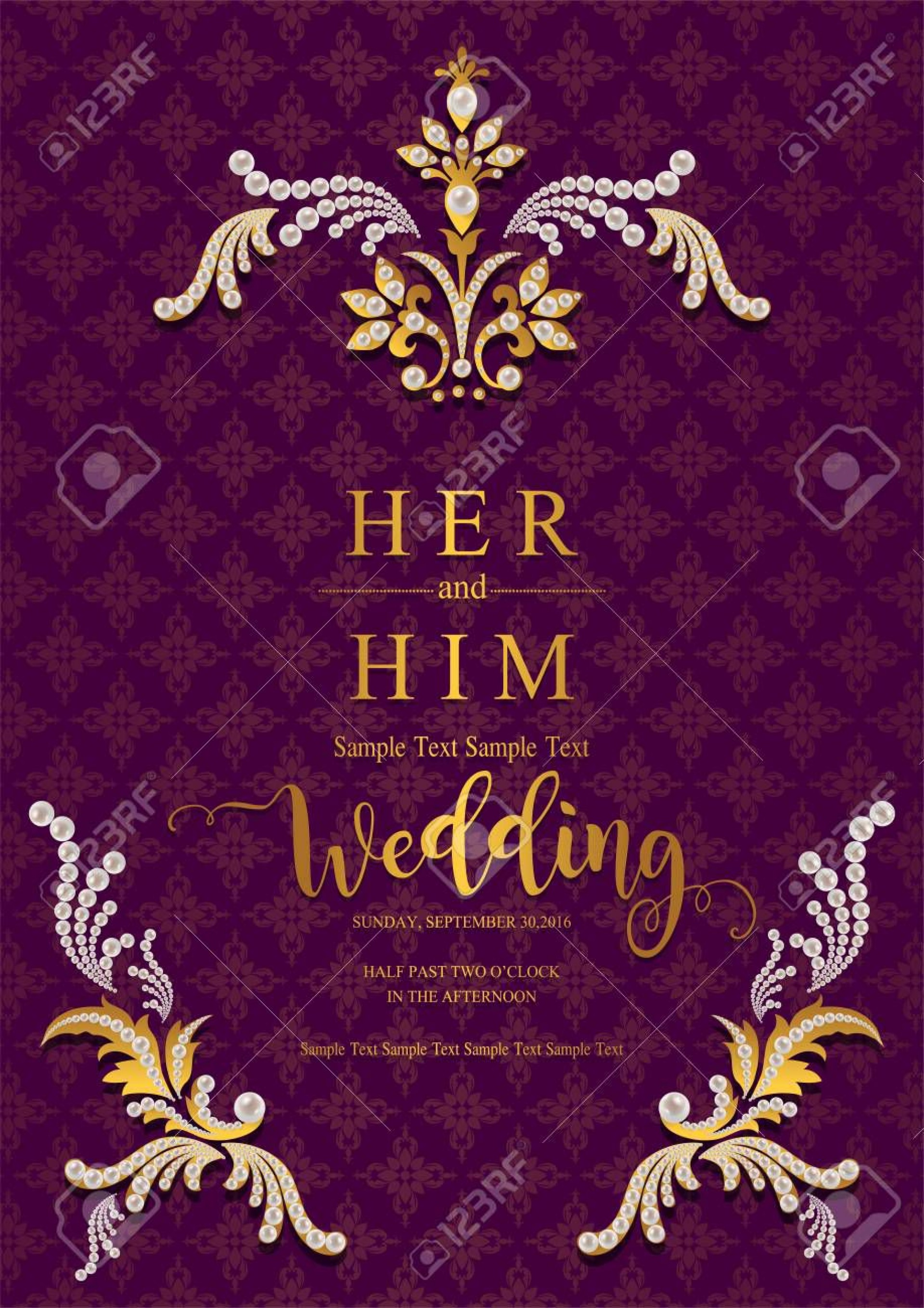 003 Staggering Indian Wedding Invitation Template Picture  Psd Free Download Marriage Online For Friend1920