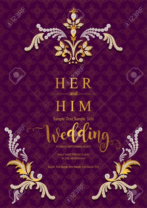 003 Staggering Indian Wedding Invitation Template Picture  Psd Free Download Marriage Online For Friend480