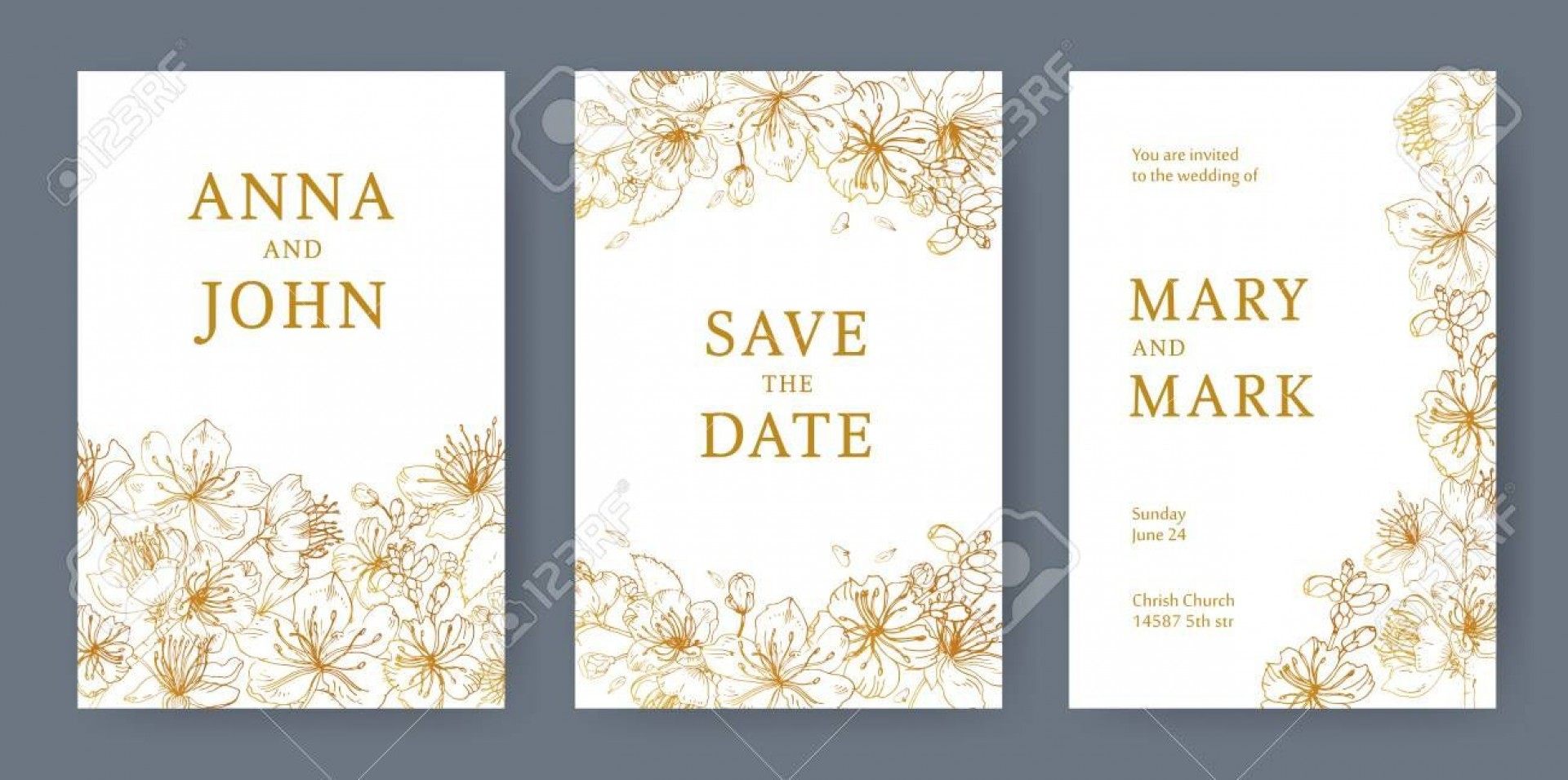 003 Staggering Save The Date Flyer Template Image  Word Event1920