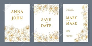 003 Staggering Save The Date Flyer Template Image  Word Event320