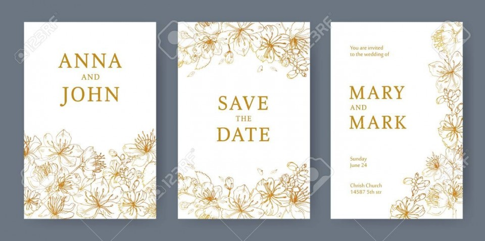 003 Staggering Save The Date Flyer Template Image  Word Event960