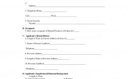003 Stirring Basic Rental Agreement Template Example  Tenancy Simple Word Doc