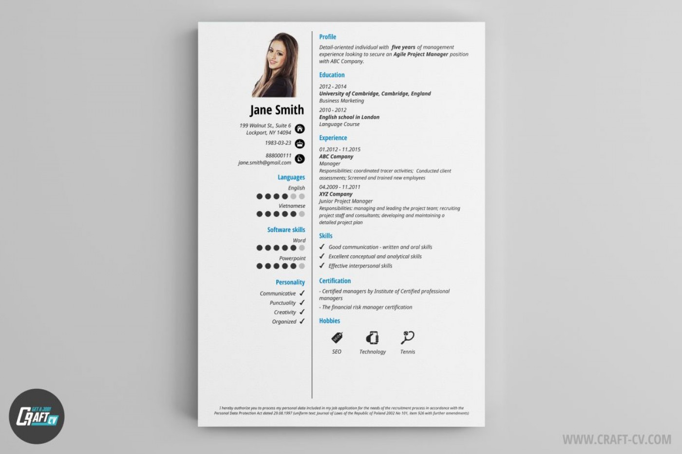 003 Stirring Create Resume Online Free Template Picture 1400
