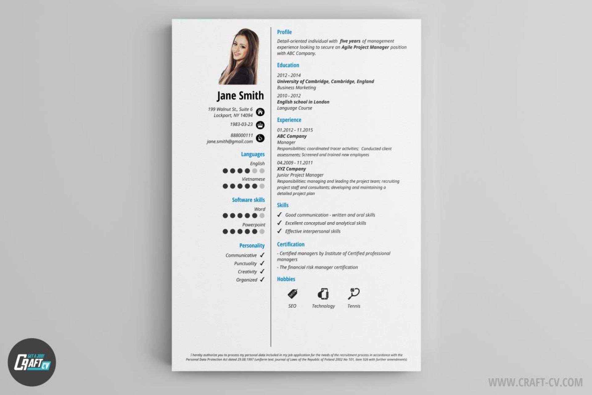003 Stirring Create Resume Online Free Template Picture 1920