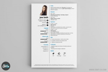 003 Stirring Create Resume Online Free Template Picture 360