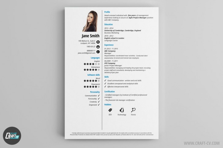 003 Stirring Create Resume Online Free Template Picture 728