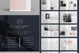 003 Stirring Free Annual Report Template Indesign Highest Clarity  Adobe Non Profit