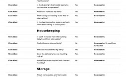 003 Stirring Home Inspection Checklist Template Image  New Form Free