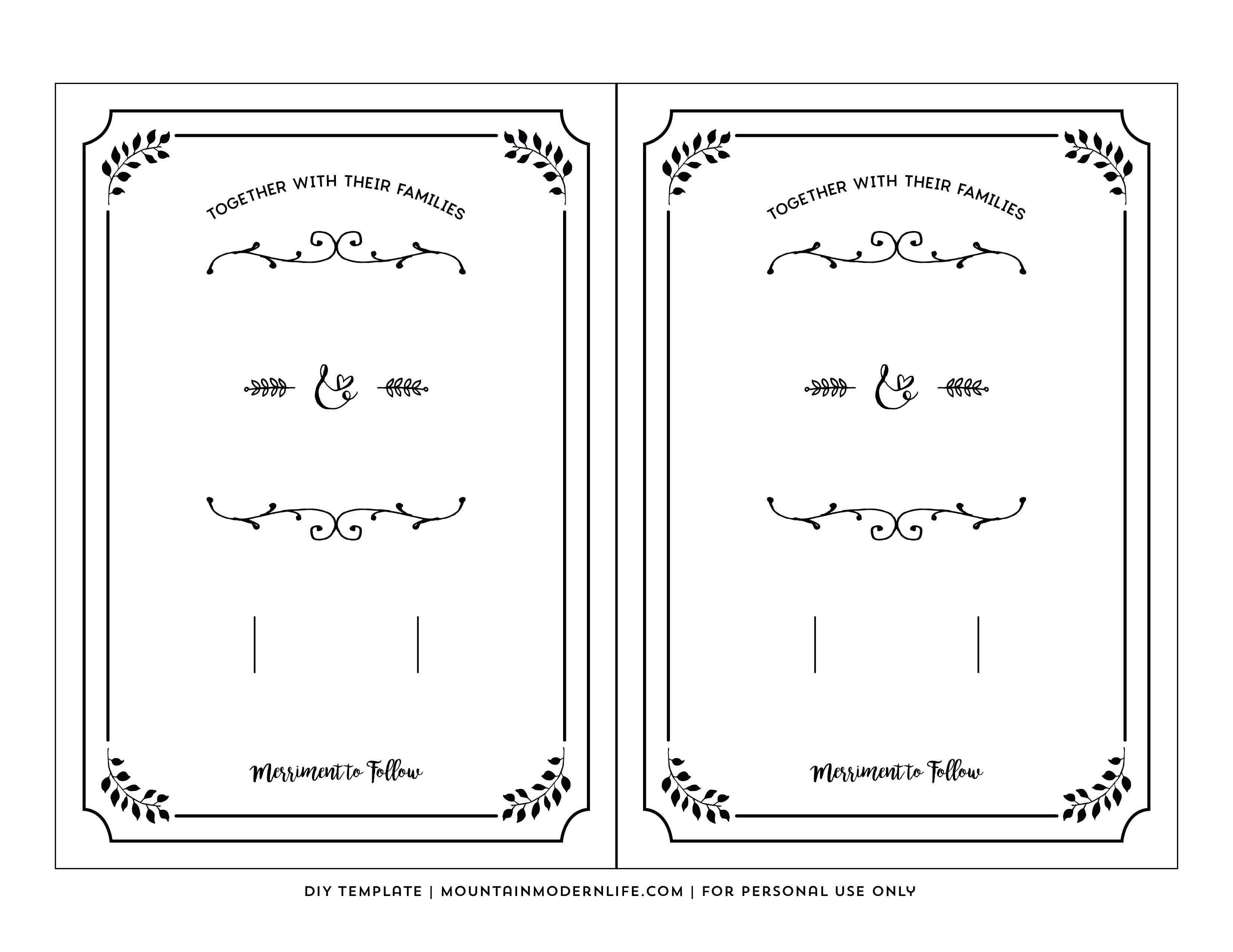 003 Stirring Invitation Template Free Printable Concept  Editable Christma Party Dinner RetirementFull