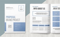 003 Stirring M Word Brochure Template Free Example  Microsoft Tri Fold Download