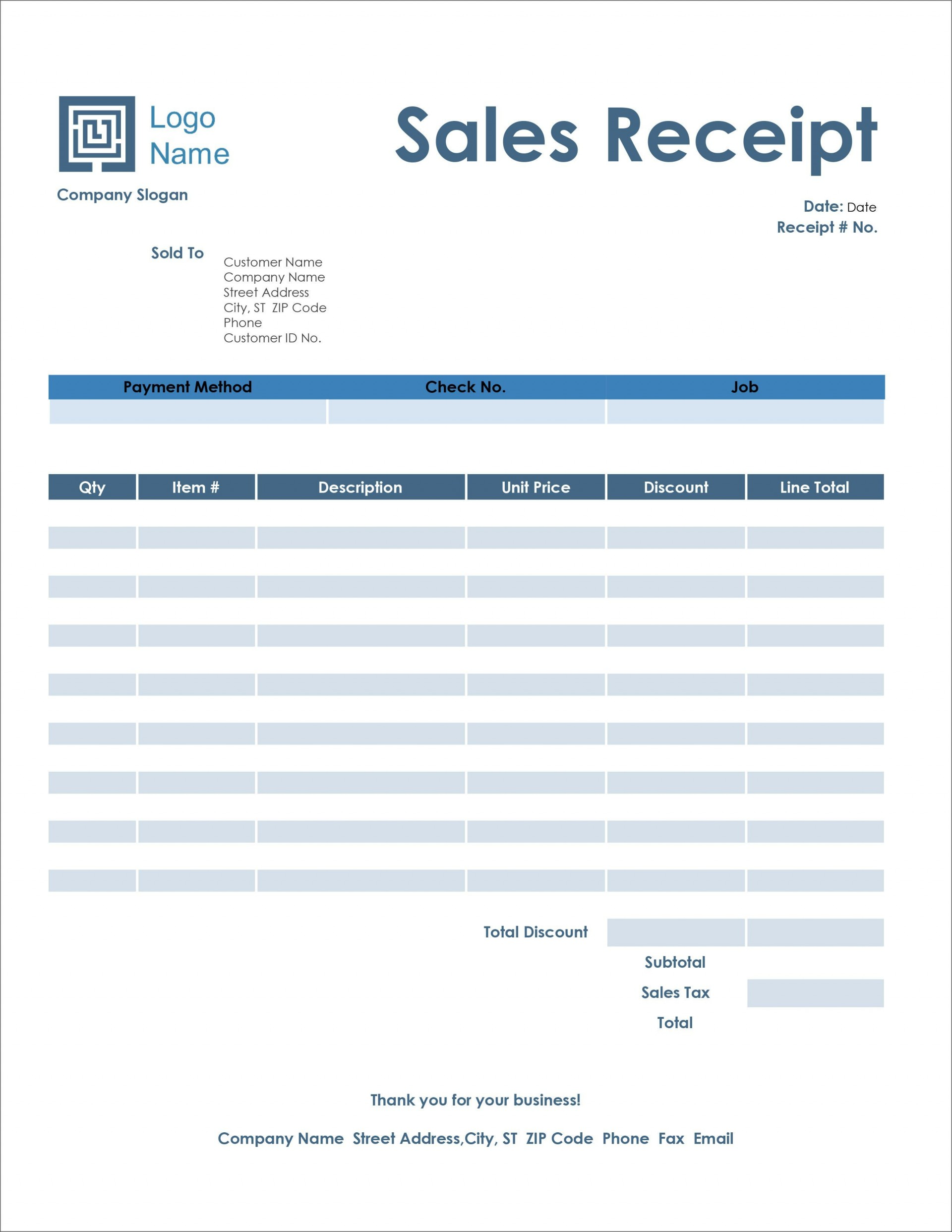 003 Stirring Receipt Template Microsoft Word Highest Clarity  Payment Sample Invoice1920
