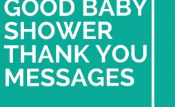 003 Stirring Thank You Card Wording For Baby Shower Group Gift Idea