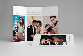 003 Stirring Tri Fold Brochure Indesign Template Image  Free Adobe