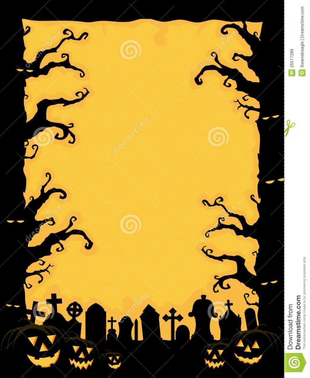 003 Striking Free Halloween Invitation Template Design  Templates Microsoft Word Wedding Printable PartyLarge