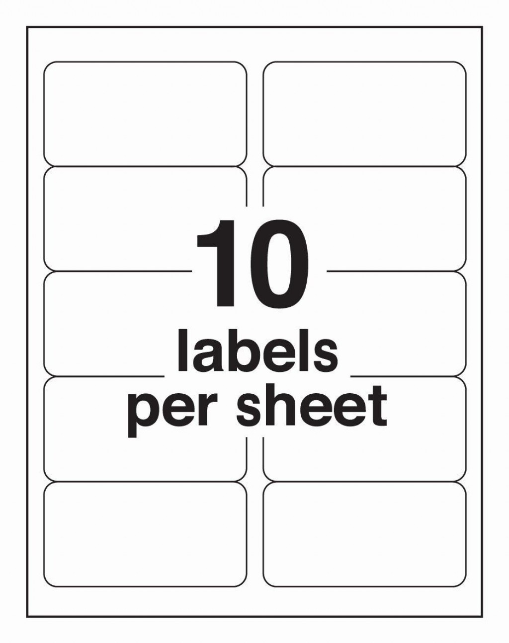 003 Striking Free Mail Label Template High Def  Printable Addres 1 X 2 5 8 For Word DownloadLarge
