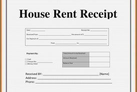 003 Striking House Rent Receipt Sample Doc Inspiration  Format Download Bill Template India