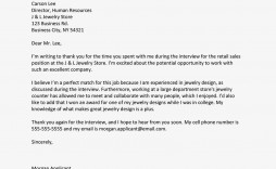 003 Striking Interview Thank You Email Template Sample  After Phone 2nd Post