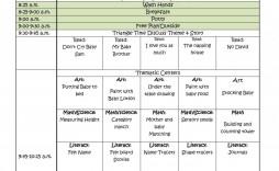 003 Striking Lesson Plan Template For Preschool Design  Teacher Weekly Sample