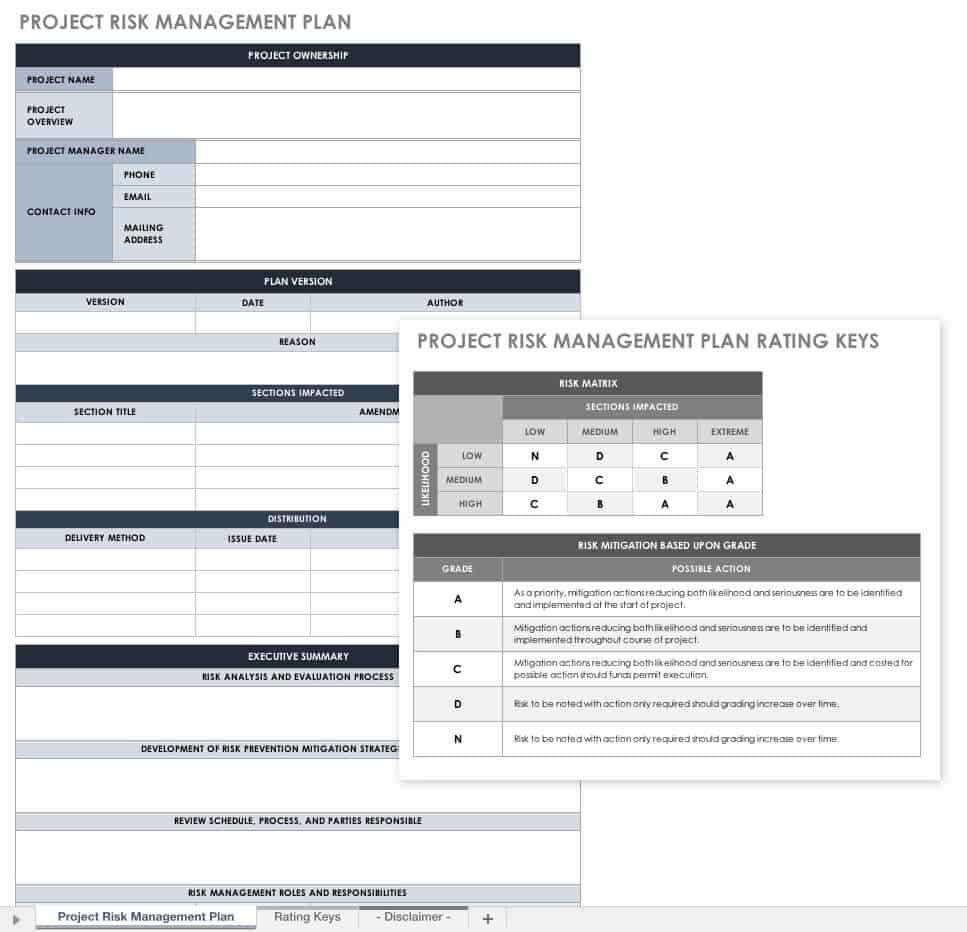 003 Striking Project Management Plan Template Word Free High Resolution  SimpleFull