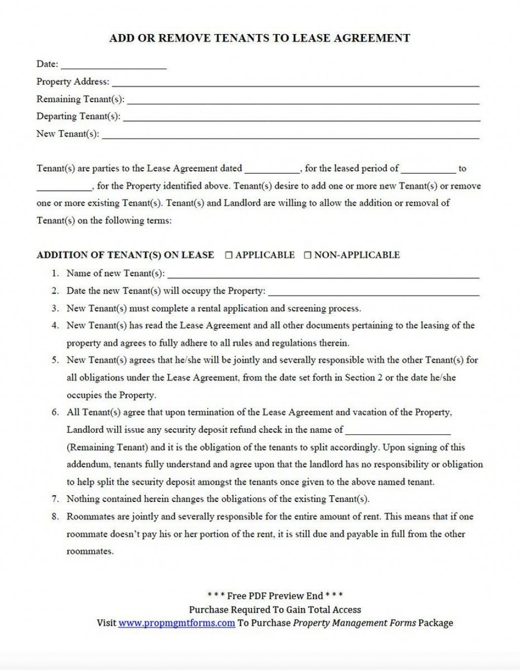 003 Striking Property Management Agreement Template Pdf High Resolution  ContractLarge