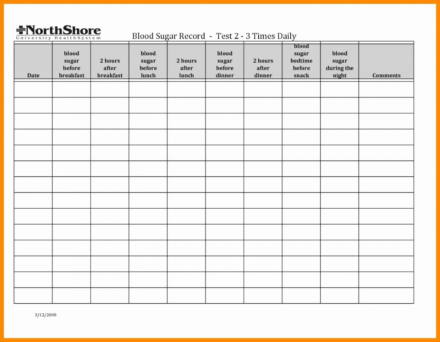 003 Stunning Blood Glucose Spreadsheet Template Picture  Tracking1400