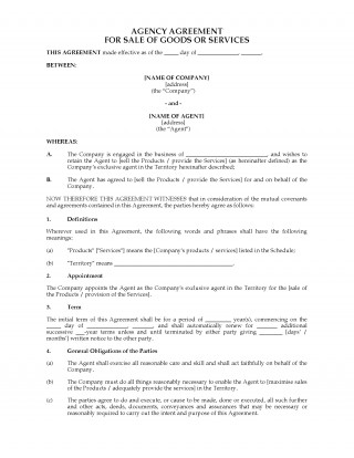 003 Stunning Exclusive Distribution Agreement Template Australia Idea 320