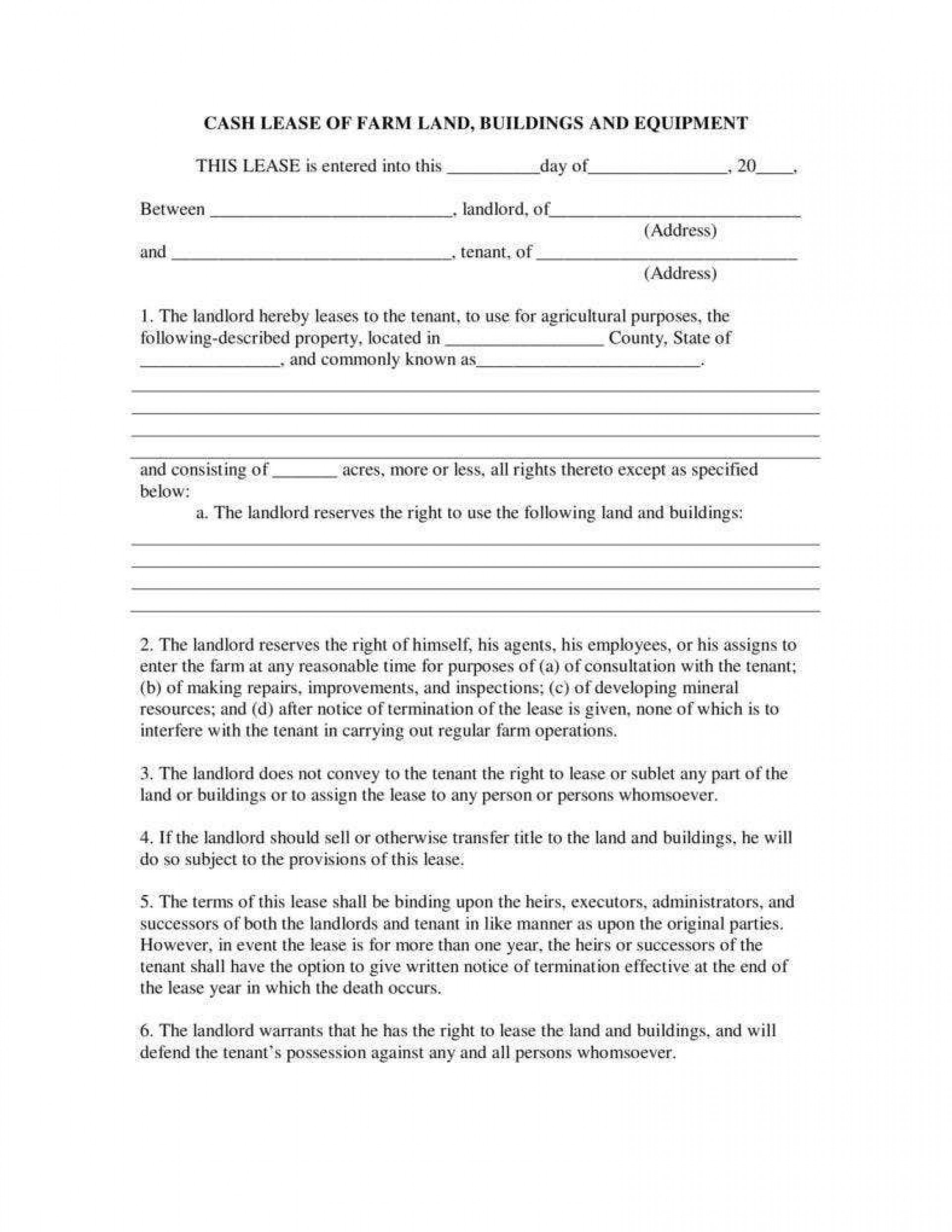 003 Stunning Lease Agreement Template Word South Africa Design  Free Simple Residential Commercial Document1920