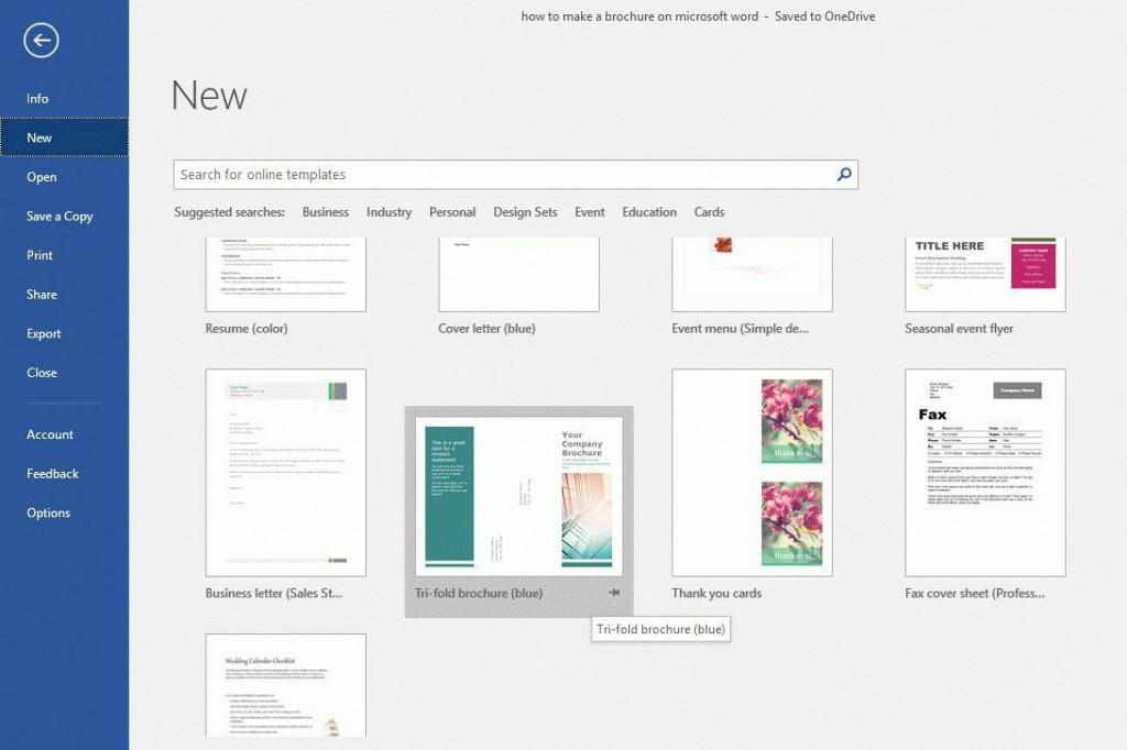 003 Stunning Microsoft Word Brochure Format Sample  2007 Flyer Template 3 FoldLarge