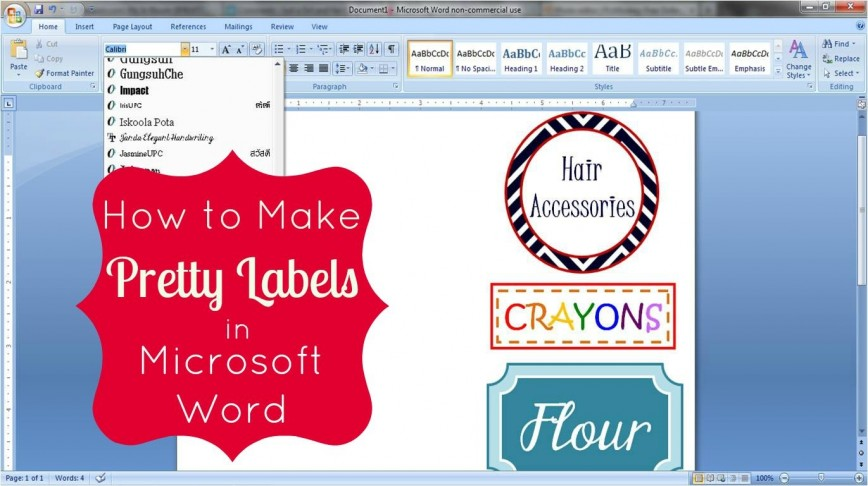003 Stunning Microsoft Word Label Template Highest Clarity  Templates 4 Per Sheet 14 Page