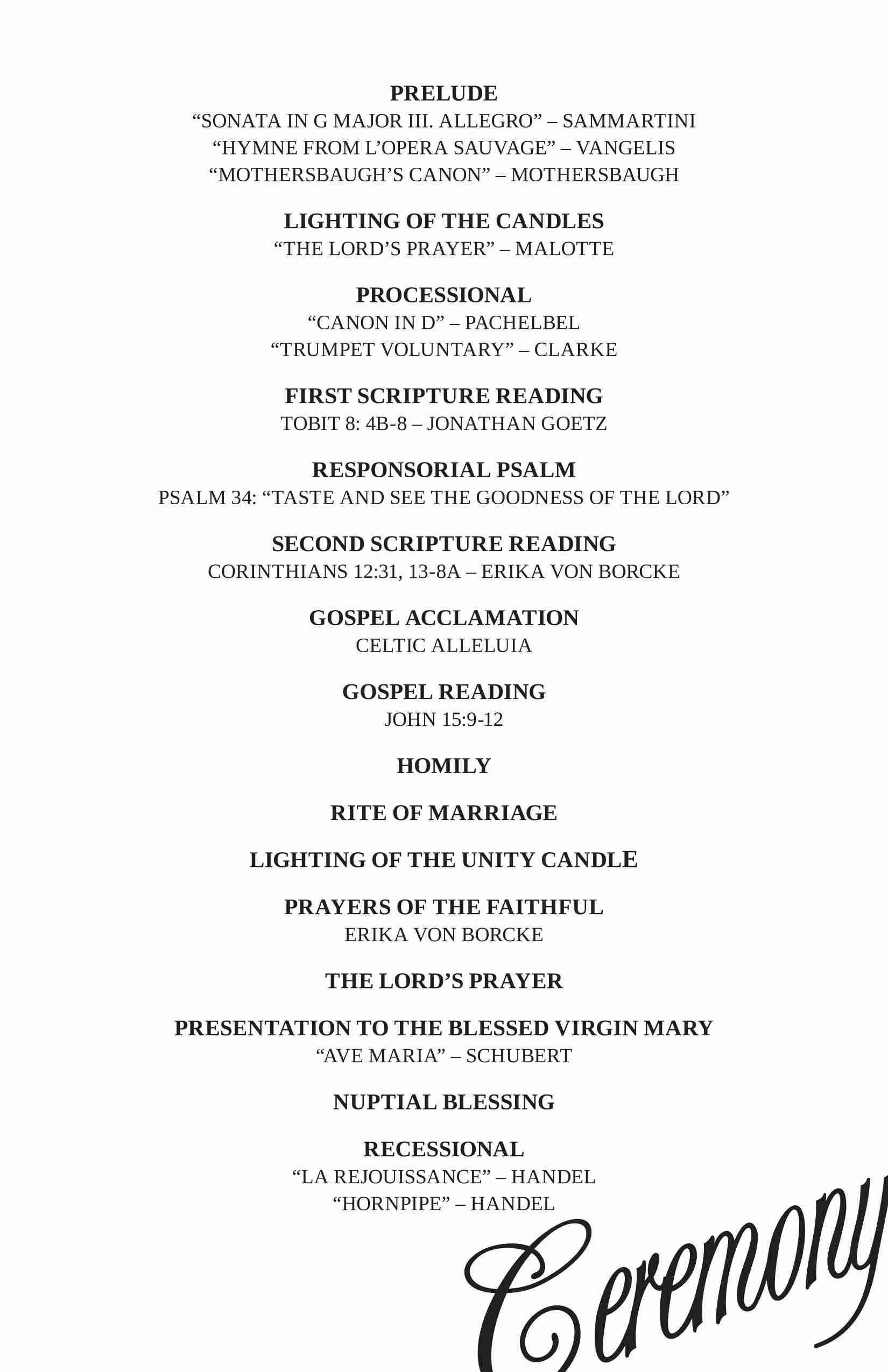 003 Stunning Wedding Reception Programme Template Highest Quality  Program Microsoft Word Free Downloadable PdfFull