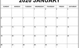 003 Stunning Word 2020 Monthly Calendar Template Image  Uk Free