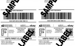003 Stupendou 4x6 Shipping Label Template Word Example