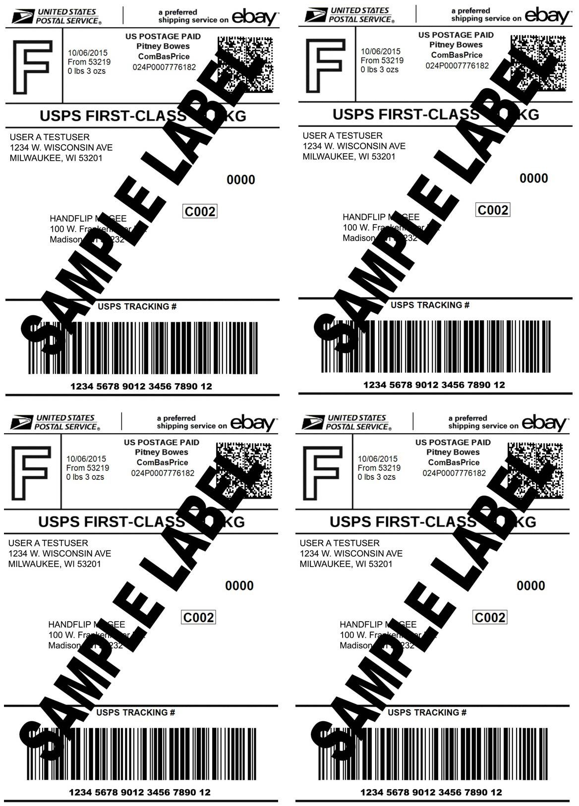003 Stupendou 4x6 Shipping Label Template Word Example Full