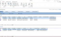 003 Stupendou Acces Template For Small Busines Idea  Business M Free Microsoft Download