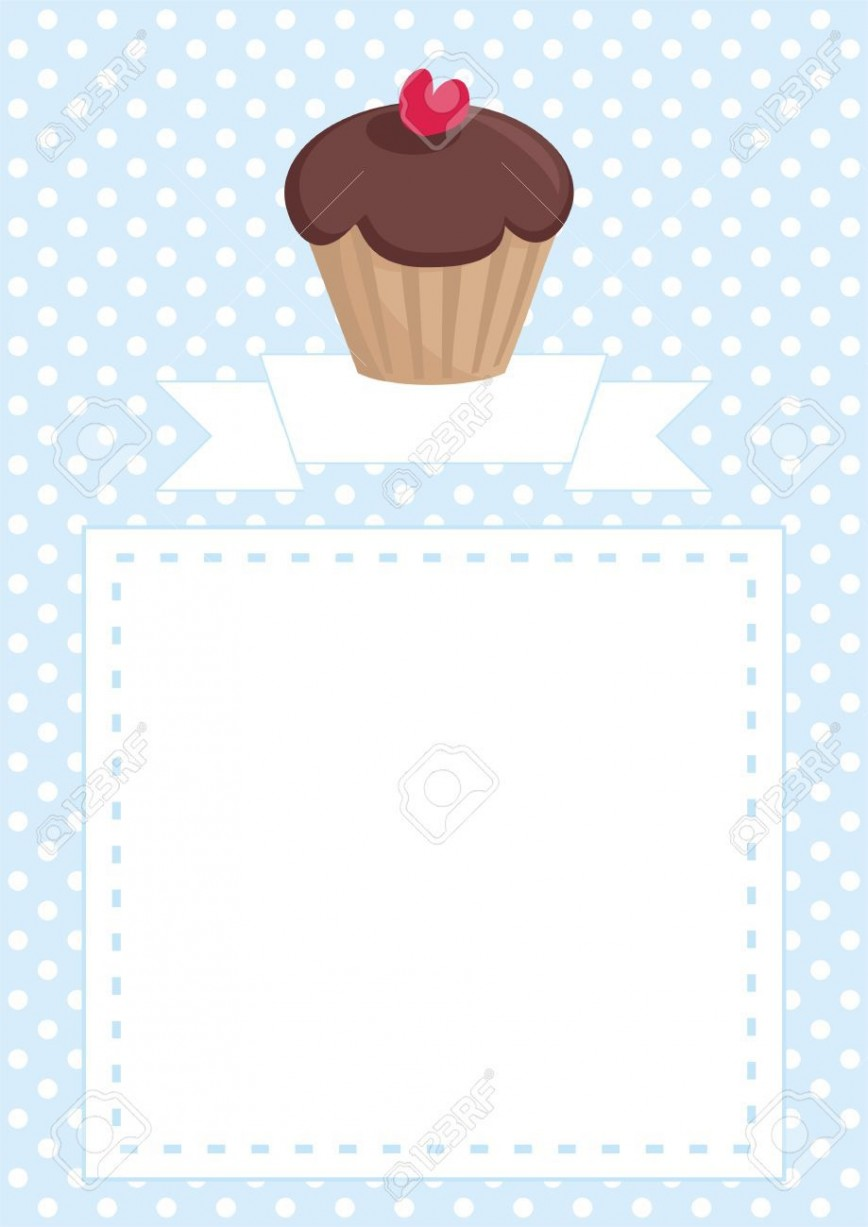 003 Stupendou Baby Shower Menu Template Example  Templates Food Card