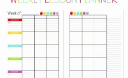 003 Stupendou Blank Weekly Lesson Plan Template High Def  Printable Pdf Free Editable
