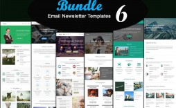 003 Stupendou Email Newsletter Template Free Download Concept  Html Busines