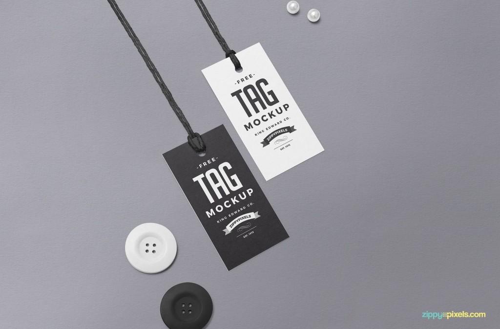 003 Stupendou Free Clothing Label Design Template Photo  Templates DownloadLarge