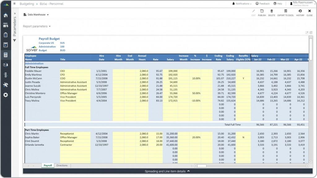003 Stupendou Free Line Item Budget Template Sample Large