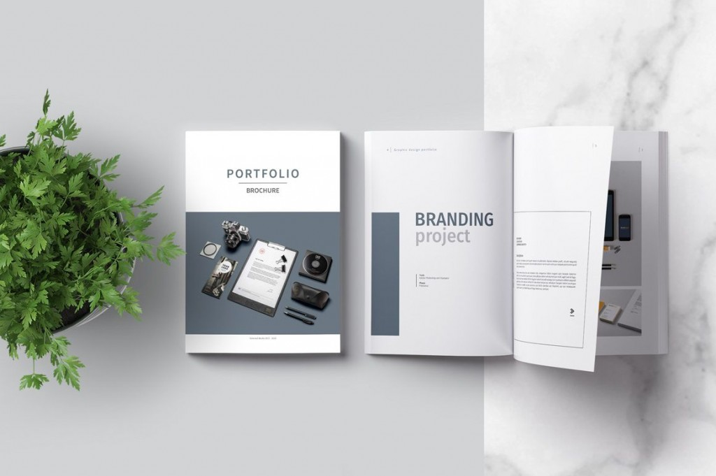 003 Stupendou Interior Design Portfolio Template Idea  Ppt Free Download LayoutLarge
