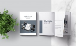 003 Stupendou Interior Design Portfolio Template Idea  Ppt Free Download Layout