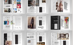 003 Stupendou Magazine Template Free Word Inspiration  For Microsoft Download Article