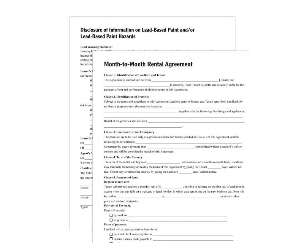 003 Stupendou Renter Lease Agreement Form Idea  Rent Format In Tamil Florida Rental PrintableLarge