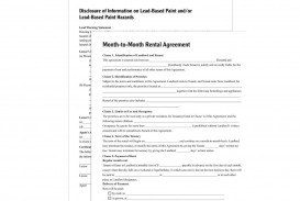 003 Stupendou Renter Lease Agreement Form Idea  Rent Format In Tamil Florida Rental Printable
